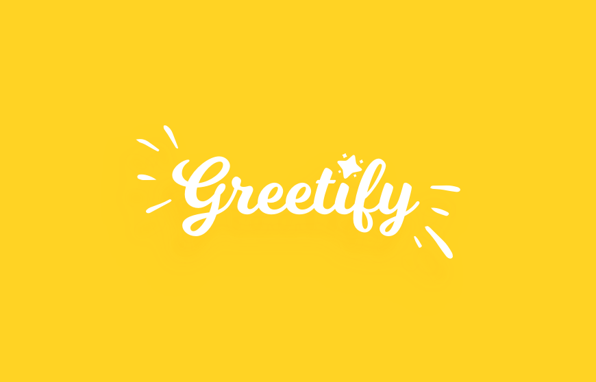 Greetify! Make greeting cards